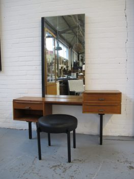 vintage midsentury Pastoe Cees braakman kaptafel dressing table