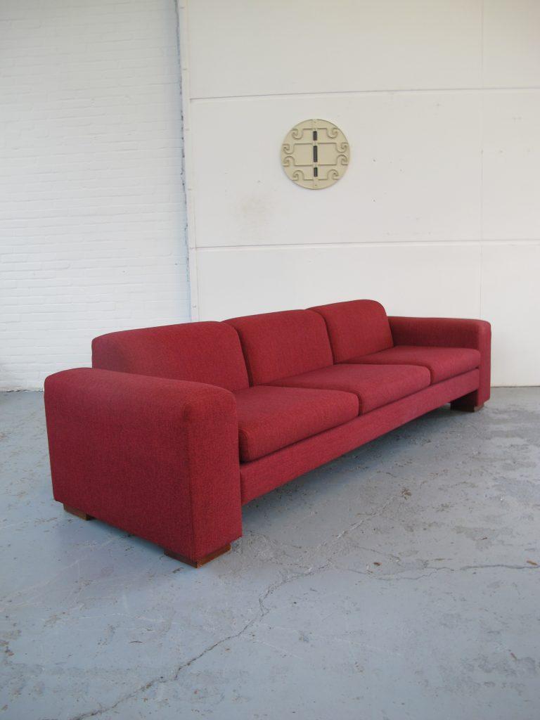 Welp Grote drie zit Gelderland Jan Des Bouvrie stijl lounge bank jaren BT-94