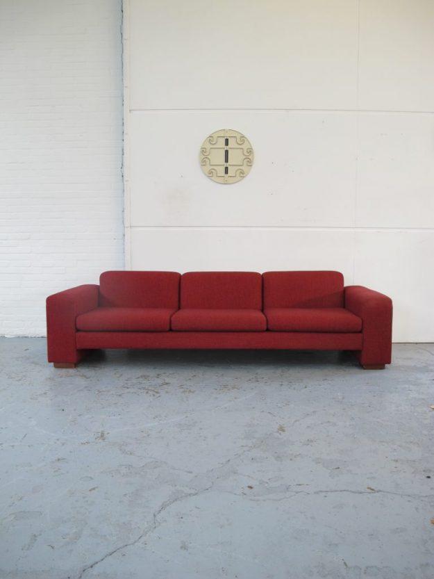 Bank Gelderland Jan Des Bouvrie stijl loungebank midsentury vintage