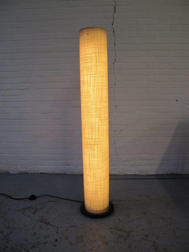 lamp Philips Louis Kalff vloerlamp midsentury vintage