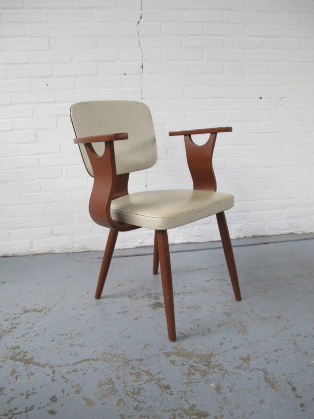 Cor Alons Pastoe stoelen fauteuils midsentury vintage