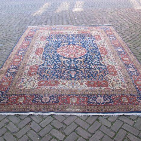 Perzisch vloerkleden Balouch Turkmenen vintage midsutury
