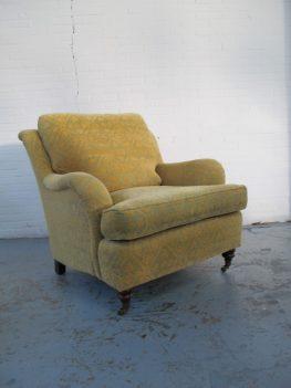 Fauteuil robuuste loungefauteuils vintage midsentury
