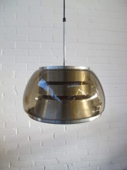 space age Raak Amsterdam UFO hanglamp vintage midsentury