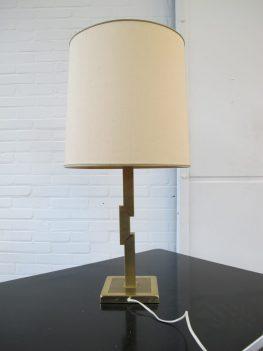 Lamp DeKnudt Willy Rizzo vintage midcentury