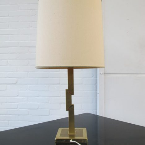 Lamp DeKnudt Willy Rizzo vintage midcentury