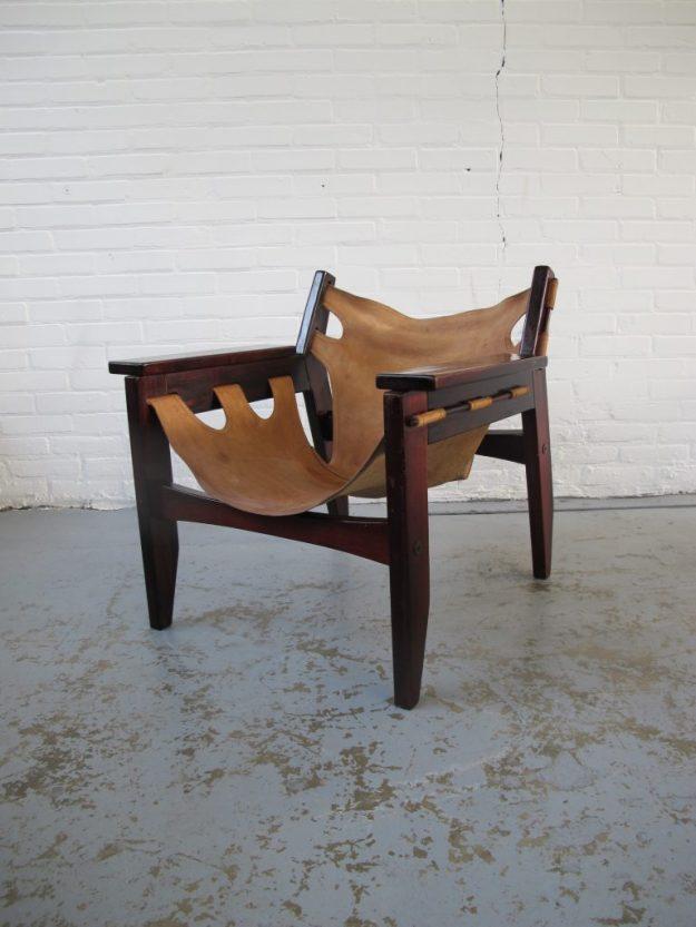 Fauteuil Kilin Chair Sergio Rodrigues Oca furniture vintage midsuntury