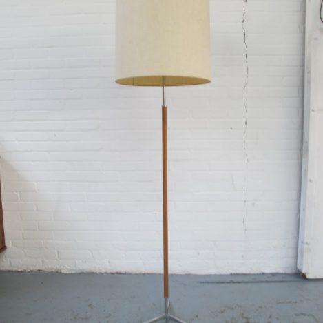 Deense retro vintage vloerlamp vintage midcenturymodern midcentury