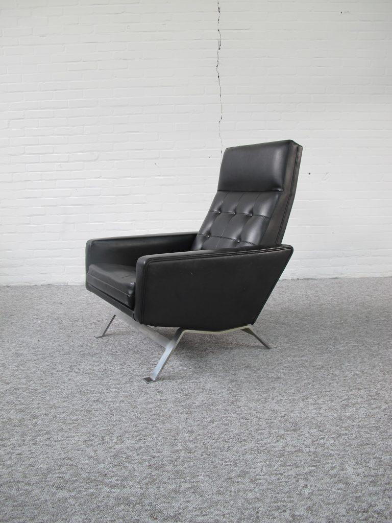 Rode Relax Fauteuils.Relax Standen Lounge Fauteuil Van De Ster Gelderland Uit Het Jaar 1964