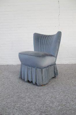 fauteuil Club fauteuiltje Theo Ruth Artifort vintage midcentury