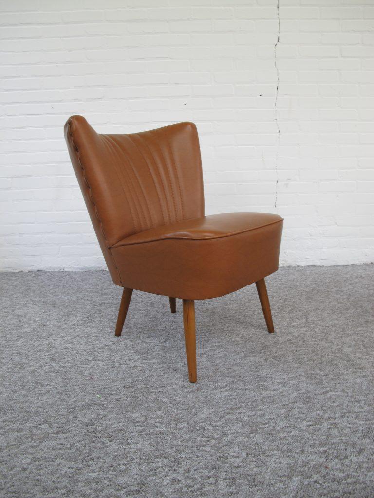 Artifort Bureaustoel Vintage.Fauteuil Twee Club Fauteuiltjes Theo Ruth Artifort Stijl Uit De