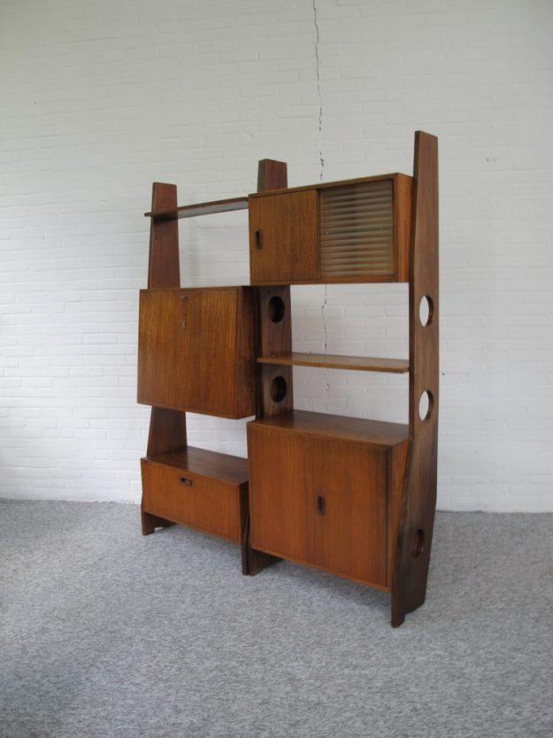 wall System Louis van Teeffelen Webe midcenturymodern midcentury vintage