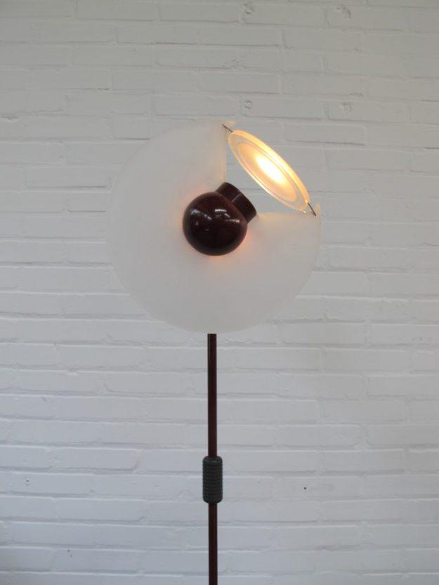 Lamp Club 1195 Pier Guiseppe Ramella Arteluce Italië vintage midcentury