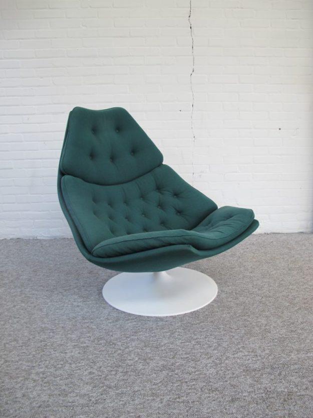 Fauteuil F588 Geoffrey Harcourt Artifort vintage midcenturymodern midcentury