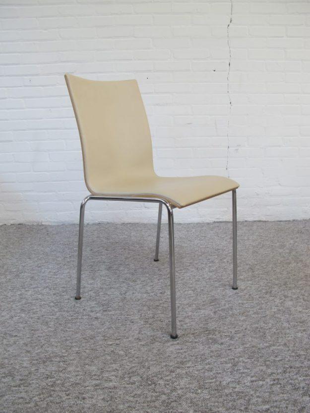 Stoelen Chairik Erik Magnussen Danmark vintage midcenturymodern midcentury