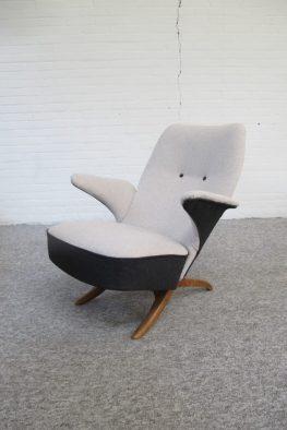 Pinguin lounge fauteuil Theo Ruth Artifort vintage midcenturymodern midcentury