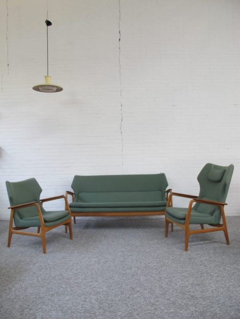 Bankstel Aksel Bender Madsen Bovenkamp vintage midcenturymodern midcentury