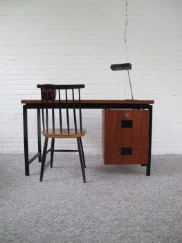 Bureau EU01 Japanse serie Cees Braakman Pastoe vintage midcentury