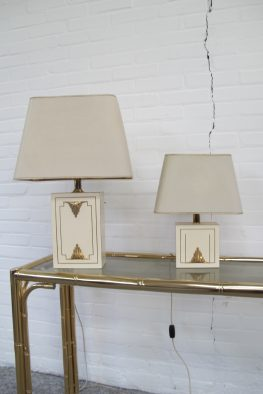 Lamp Willy Rizzo DeKnudt Hollywood Regencymidcentury vintage