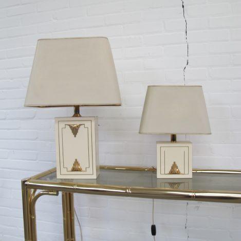 Lamp Willy Rizzo DeKnudt Hollywood Regencymidcentury vintage