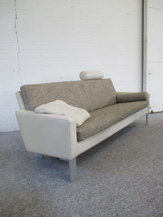 Bank Leolux retro look design lounge bank vintage midcentury