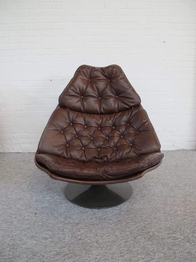 Fauteuil F588 Geoffrey Harcourt Artifort vintage midcentury