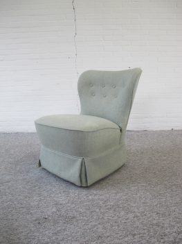Lounge Club Cocktail fauteuil Theo Ruth Artifort Artifort vintage midcentury