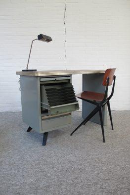 Bureau de Marque Atal France industrieel vintage midcentury