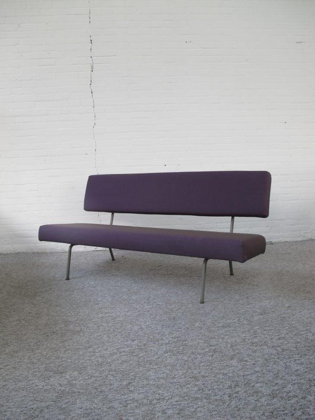 Bank sofa model 447 Wim Rietveld voor Gispen midcentury vintage
