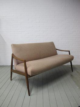 Bank sofa Danish Deens de Ster Gelderland midcentury vintage
