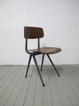 Stoel Ahrend de Cirkel friso Kramer Result bureaustoel midcentury vintage