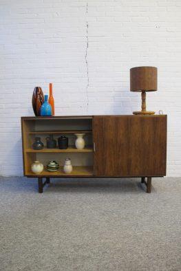 Pastoe palissander rosewood Sideboard dressoir vintage midcentury