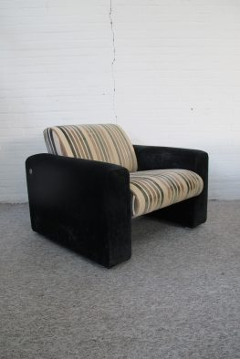 Lounge fauteuil C691 Geoffrey Harcourt Artifort vintage midcentury