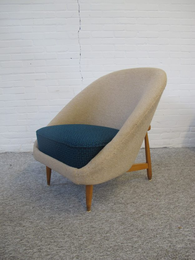 fauteuil Lounge chair model115 Theo Ruth Artifort vintage midcentury