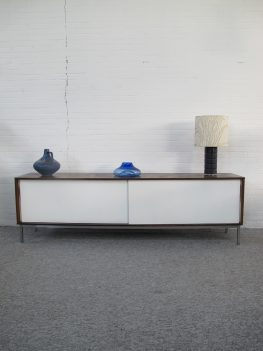 Dressoir Sideboard KW85 Martin Visser Spectrum Wengé vintage midcentury