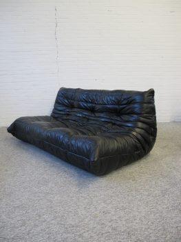 bank sofa Togo Michel Ducaroy Ligne Roset vintage midcentury