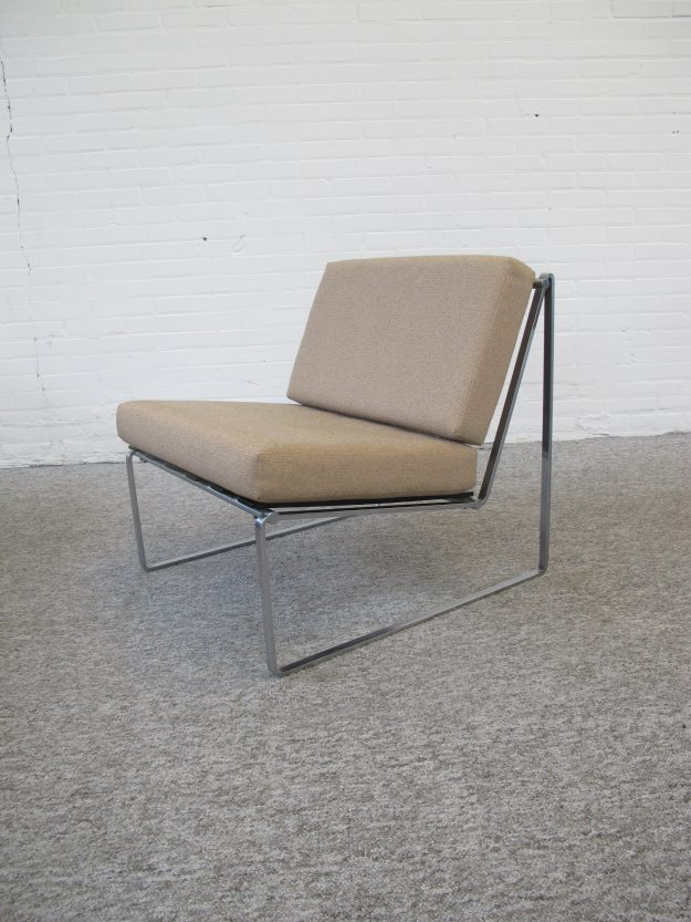 Lounge Fauteuil 024 Kho Liang Ie Artifort vintage midcentury