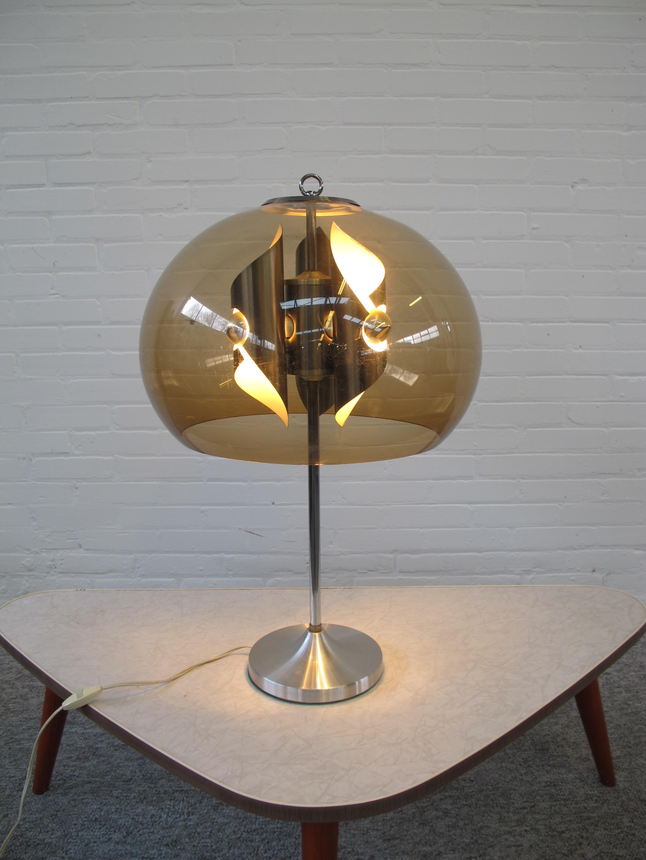 Lamp Raak Amsterdam wokkel spots tafellamp vintage midcentury
