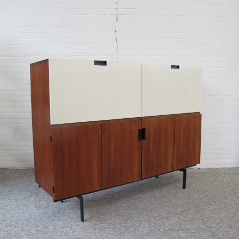 Highboard CU07 Cees Braakman Pastoe Japanse serie vintage midcentury