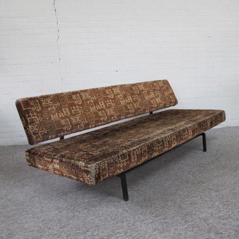 Sofa Bank BR 02 slaapbank Martin Visser Spectrum vintage midcentury