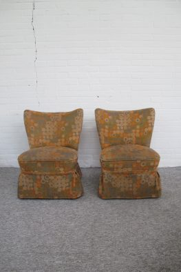 Fauteuil Theo Ruth Artifort Club Cocktail fauteuils vintage midcentury