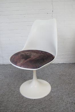 Tulpstoelen stoelen Knoll Pastoe Eero Saarinen vintage midcentury