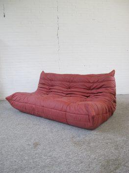 bank sofa Togo Michel Ducaroy Ligne Roset Frankrijk vintage midcentury