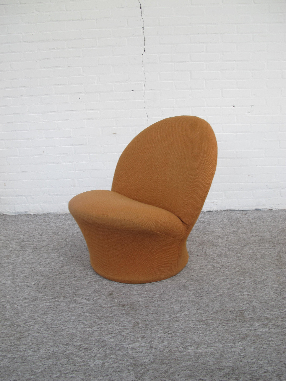 fauteuil loungechair F572 Pierre Paulin Artifort vintage midcentury