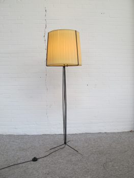Vloerlamp Floorlamp Lamp French Mathieu Mategot midsentury vintage