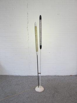 Lamp Pfeifenstopfer vloerlamp Ernest Igl E.Hillebrand vintage midcentury