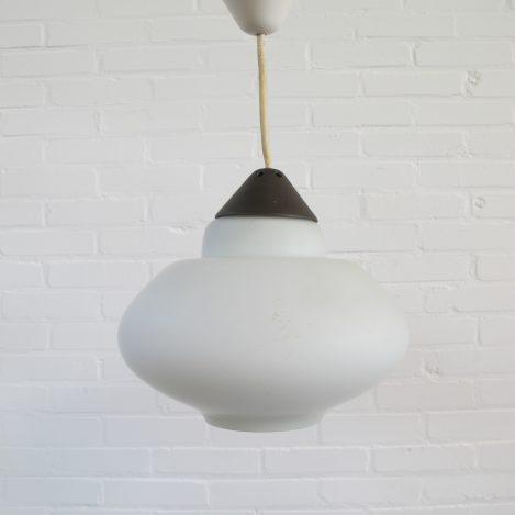 Lamp Philips Louis Kalff hanglamp vintage midcentury