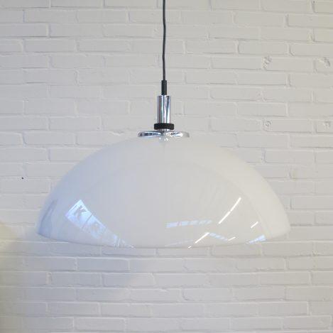 Lamp Raak Amsterdam space age hanglampen vintage midcentury