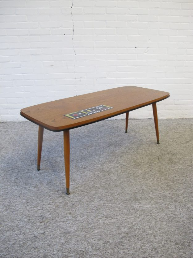 tafel Pastoe table coffeetable salontafel vintage midcentury