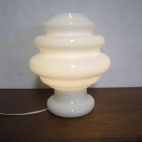 Lamp mushroom Empoli Italië tafellamp table lamp vintage midcentury